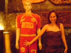 Ana and Condom Man
