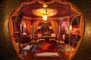 The Moulin Rouge suite