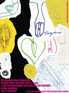Vaginal Wall Poster