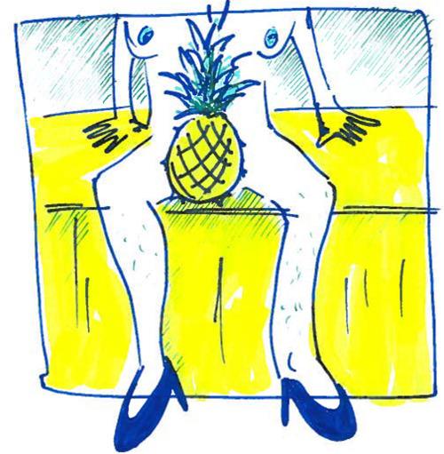 pinapples