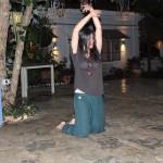 The interpretive fantasy dance