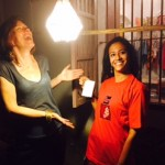 Nupur wins the prize!
