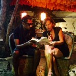 Anne quoting from 'Sex and the Citadel'